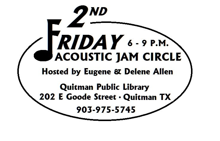 2nd Friday Acoustical Jam.jpg