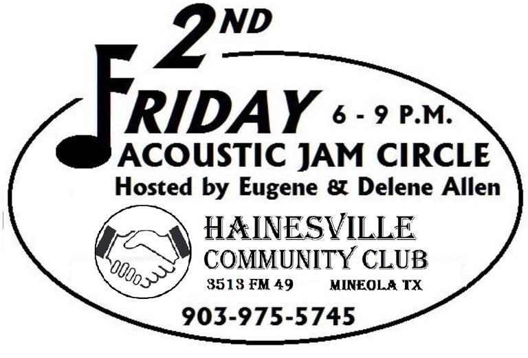 2nd Friday - Hainesville TX.jpg