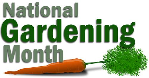 National Gardening Month