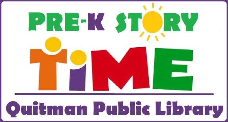 Pre-K Story Time