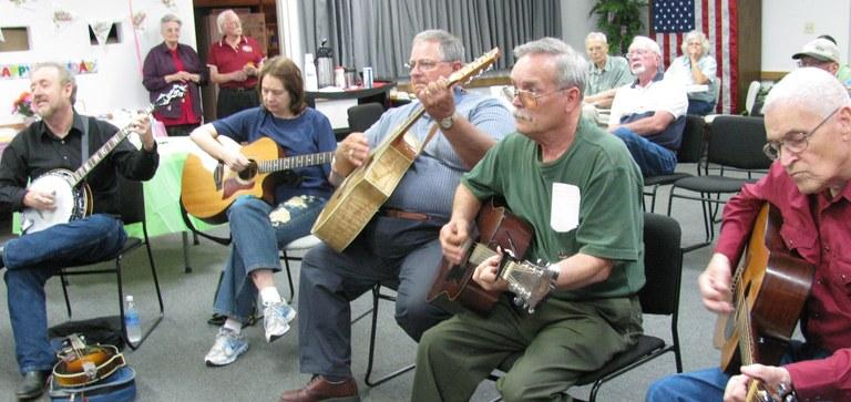 Bluegrass April 2012