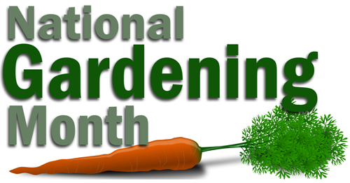 National Gardening Month