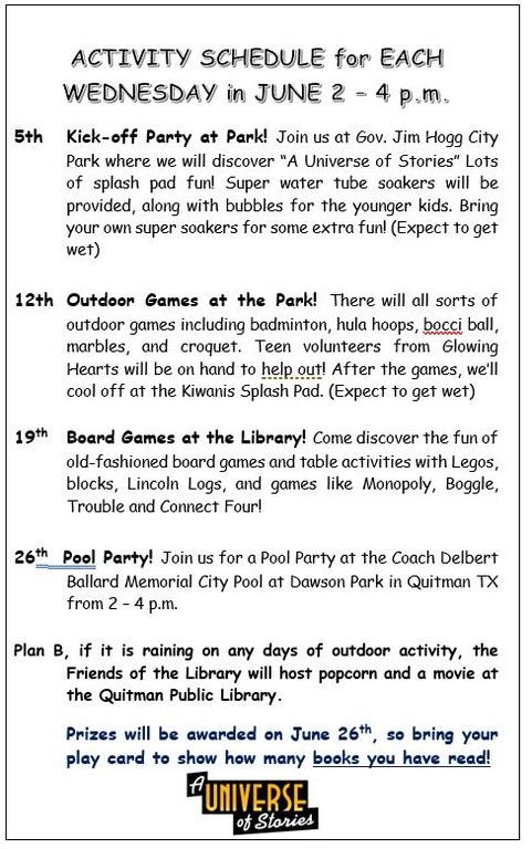 2019 Summer Reading Schedule.JPG