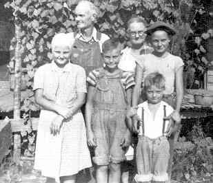 Bill Jones Family