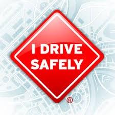 i drive safely logo
