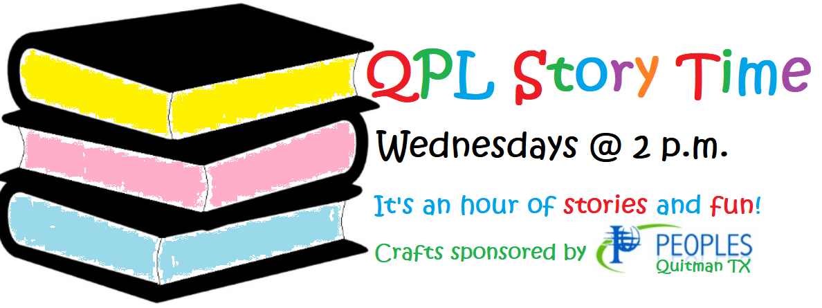 QPL Story Time Wednesday Logo.png
