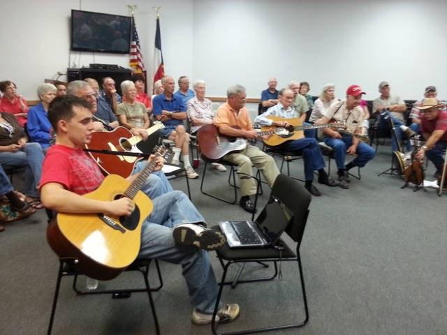 bluegrass group